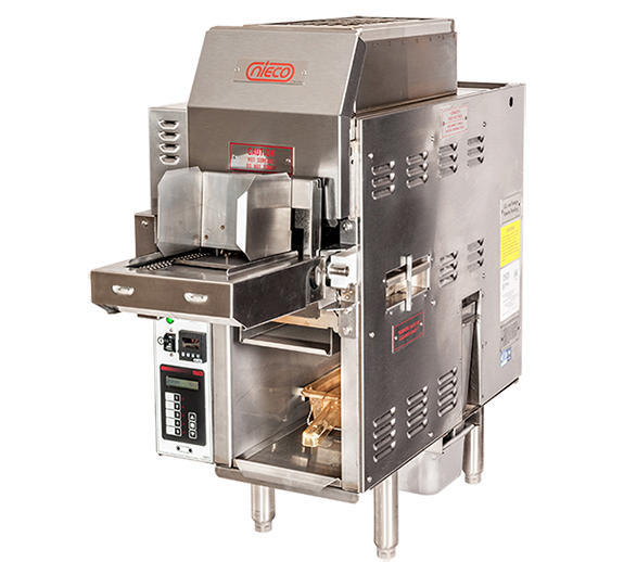 JF61 Automatic Gas Broiler