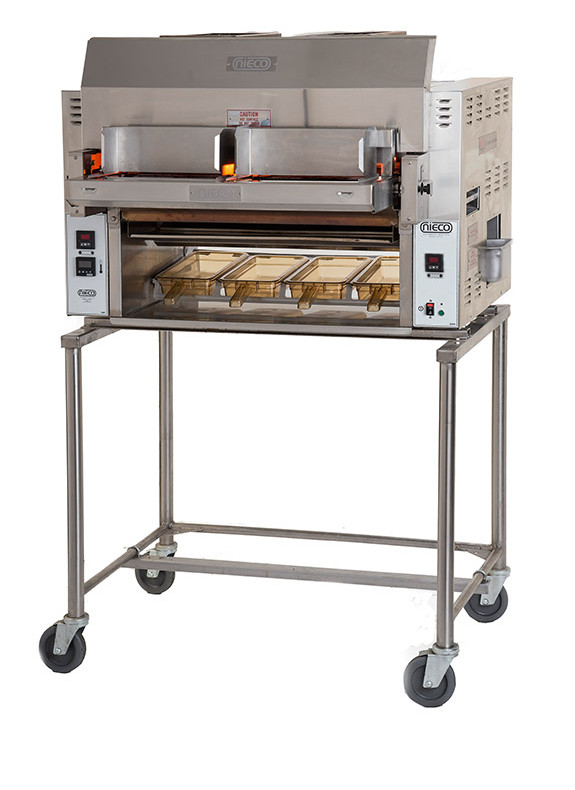 Automatic Natural Gas Broiler