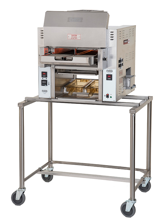 Lower Cost Automatic Broiler