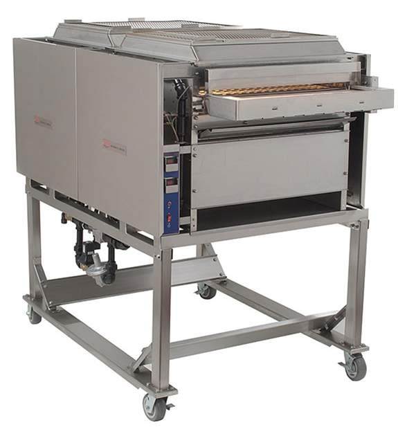 Bun Toaster For Restaurants