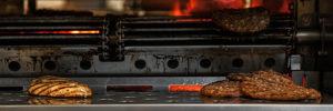 Flame Broiler, Burger Broiler